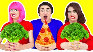 SPEED EATING FOOD CHALLENGE #2 by Ideas 4 Fun
