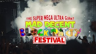 Mad Decent Block Party Festival 2019 (Official Trailer)