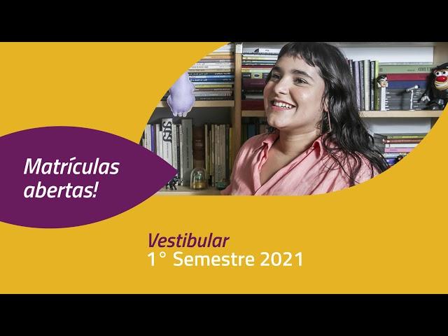 Pedagogia e Letras | Vestibular 1° Semestre 2021 | Instituto Singularidades