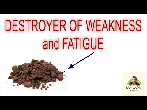 DESTROYER OF WEAKNESS & FATIGUE - Shilajit
