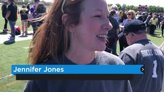 Jones Family of Edmond, a Special Olympics Oklahoma area family of year