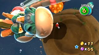 Super Mario Galaxy 2 Playthrough - (Part 1) - Worlds 1 and 2