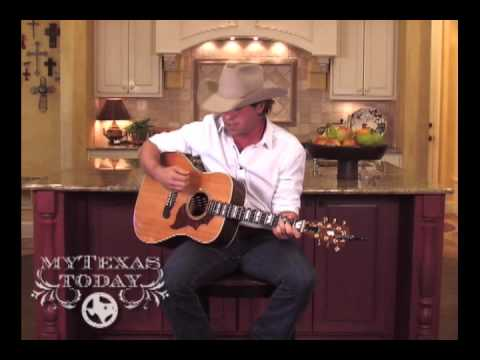 "Jon Wolfe ~ ""Let A Country Boy Love You"" and ""That Girl In Texas"""