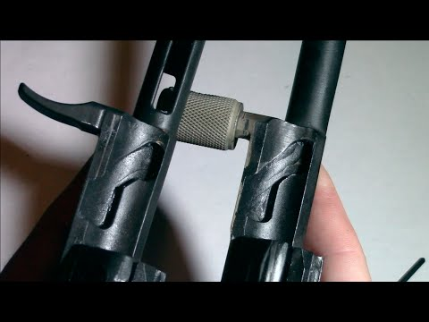 Cast vs Forged AK Trunnions - YouTube