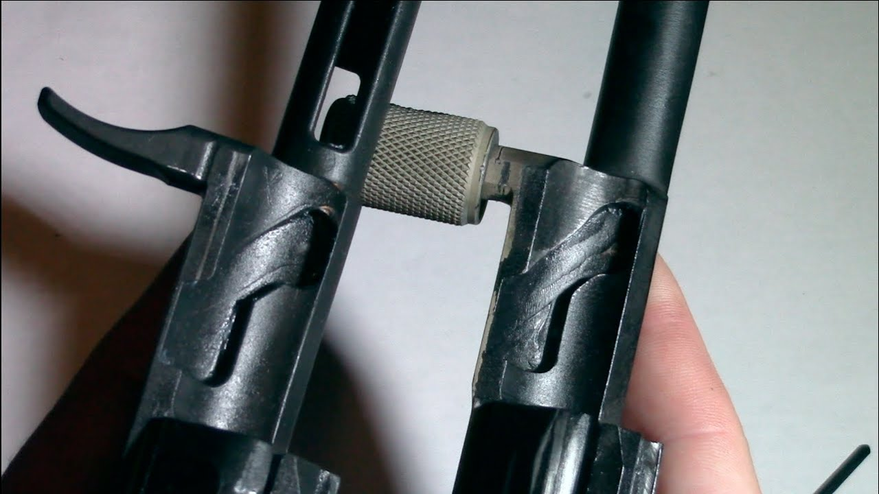 Cast vs Forged AK Trunnions