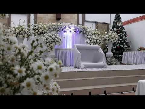 Dekorasi Pernikahan Di Gereja Gbkp Medan