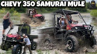 Chevy 350 Samurai Mule