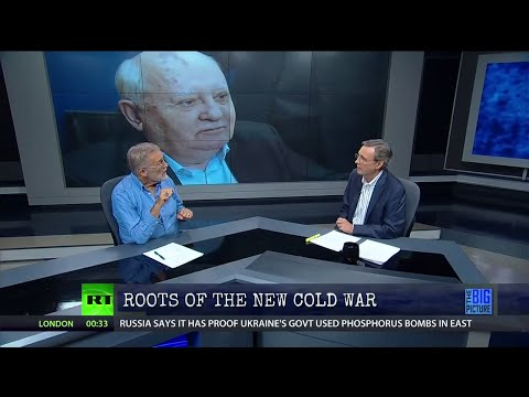Full Show 8/6/14: Roots of the New Cold War