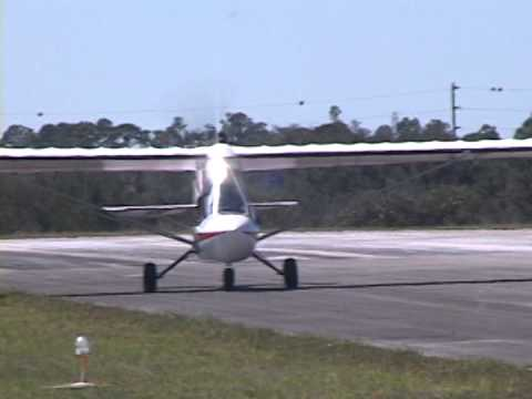 Excalibur Aircraft Flying with Marc