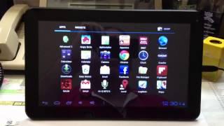 Proscan 10.1 Internet Tablet Review.