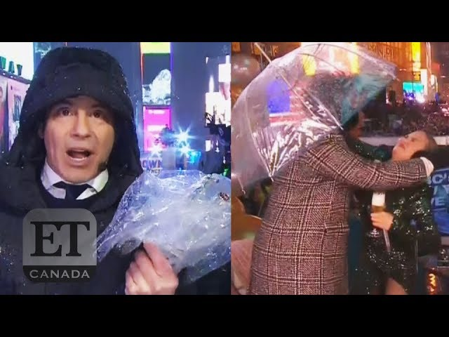 Chrissy Teigen Takes Umbrella To Face, Andy Cohen Wants His