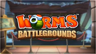 WORMS BATTLEGROUNDS (With the Sidemen)