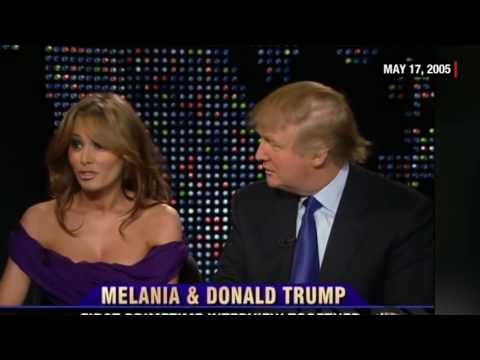 Melania Trump Debuts on The Apprentice