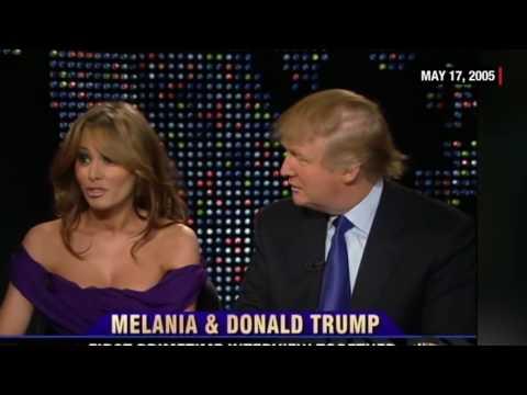 Melania Trump Debuts on The Apprentice