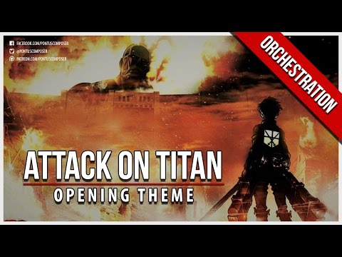 Attack on Titan - Opening Theme - Orchestral Cover