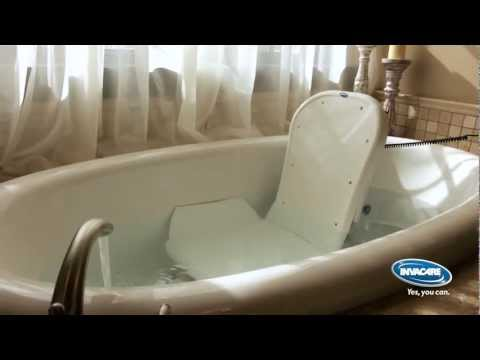 Invacare Safe Bathing Experience