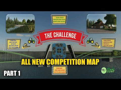 NF 4x Multifruit Challenge Map Competition Part 1
