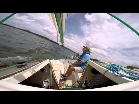2015 July 4, AYC regatta, Lake Travis, Texas