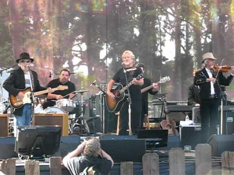 Merle Haggard and Kris Kristofferson