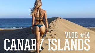 САМЫЕ КРАСИВЫЕ МЕСТА - CANARY ISLANDS - PART 1 - VLOG #14