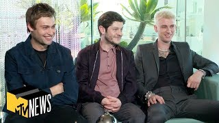 How Well Does 'The Dirt' Cast Know Mötley Crüe? ft. Machine Gun Kelly & More!   MTV News