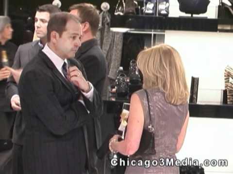 Karen Millen Fashion Show - Chicago