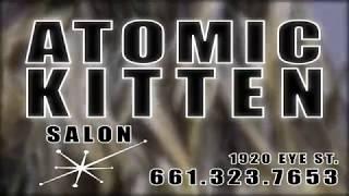 Atomic Kitten Salon