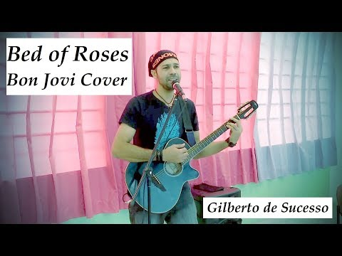 Bed of Roses Acoustic - Bon Jovi Cover