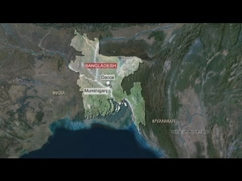 200 people missing after Bangladesh ferry sinks