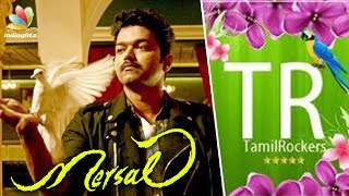 Tamil Rockers announce Mersal's release online | Vijay, Atlee, Samantha Movie | Piracy