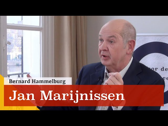 Jan Marijnissen over de teloorgang van links #VDOTV