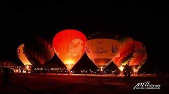 Ballonglühen Grän 2020