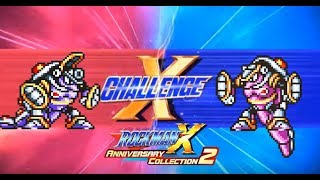"Challenge ""Mega Man X"" - Legacy Collection 1+2  vs (Double Armored Armadillo)"