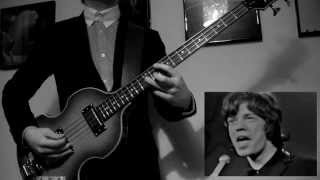 ''I Just Want to Make Love to You'' - The Rolling Stones - Bass Cover