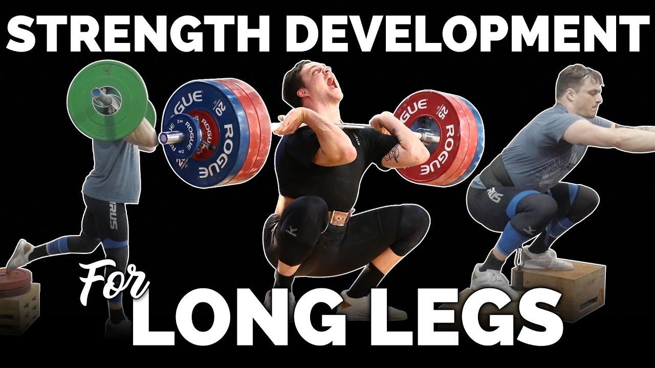 86ad98e6a876f4 Strength Development for Long Legs w  Max Aita - YouTube