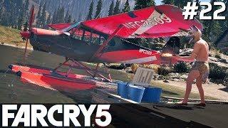 FAR CRY 5 Gameplay PL [#22] NOWY Region! Nowa LASKA! /z Skie