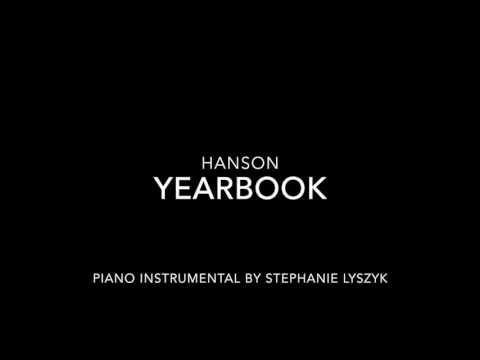 Hanson - Yearbook Piano Instrumental (HQ)