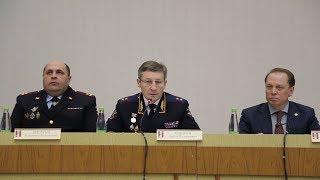 Артем Хохорин представил нового начальника полиции Нижнекамска