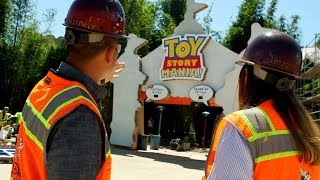 Toy Story Land Finishing Touches by Walt Disney Imagineers