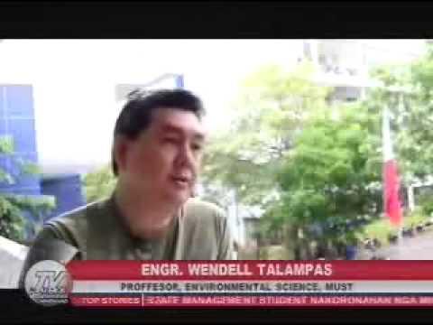 TV Patrol Northern Mindanao   Feat. Jane Rose Abaday July 6, 2015