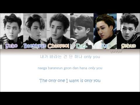 EXO - Lady Luck (Korean ver.) (Color Coded Han|Rom|Eng Lyrics)