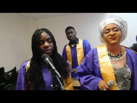 Gods favour ministry dortmund, pastor Noble Njeneh