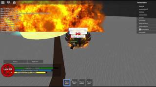 Roblox - Arc of the Elements - Random Rking People