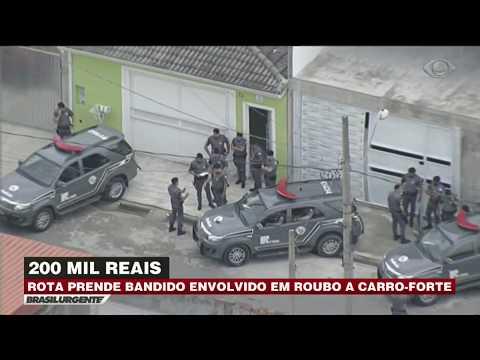 SP: Ladrão De Carro-forte Morre Em Confronto Com Rota