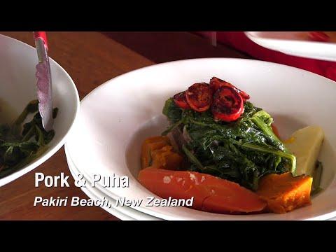 Pork And Puha Recipe: Auckland, New Zealand