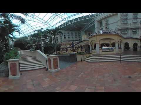 Gaylord Palms Resort & Convention Center 360 Walkthrough Part 1