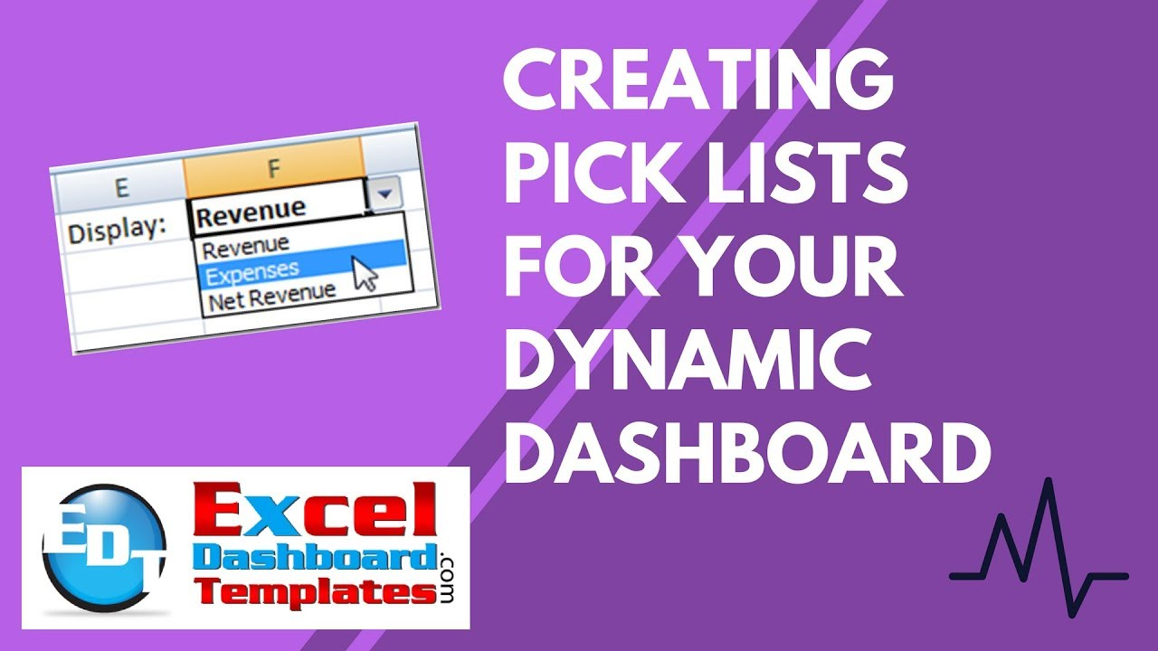 dynamic dashboards in excel 2010 11 best dynamic excel