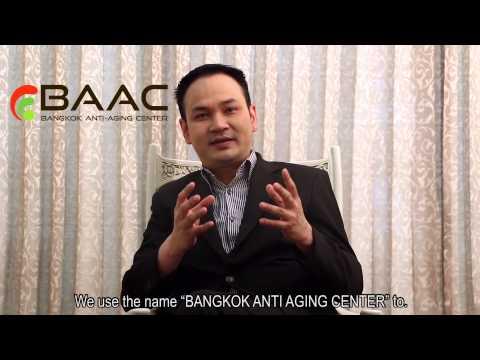 CEO Speak Up Bangkok AntiAging Center (BAAC)