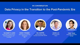Data Privacy in the Transition to the Post-Pandemic Era