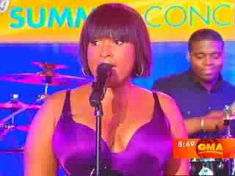 Jennifer Hudson - All dressed in Love & Spotlight